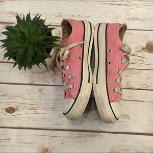 Converse All Star Pink High Top